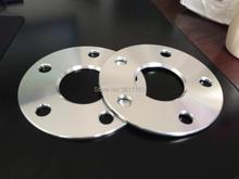 Espaçador da roda Do PCD 5×114.3 milímetros Adaptador de Roda HUB 67.1mm 9mm de Espessura 5*114.3-67.1-9