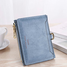 Concise Fund Maam Ladies Wallet Women Wallets Leisure Time Zipper Card Small Mini Bag Purse Purses Handbag