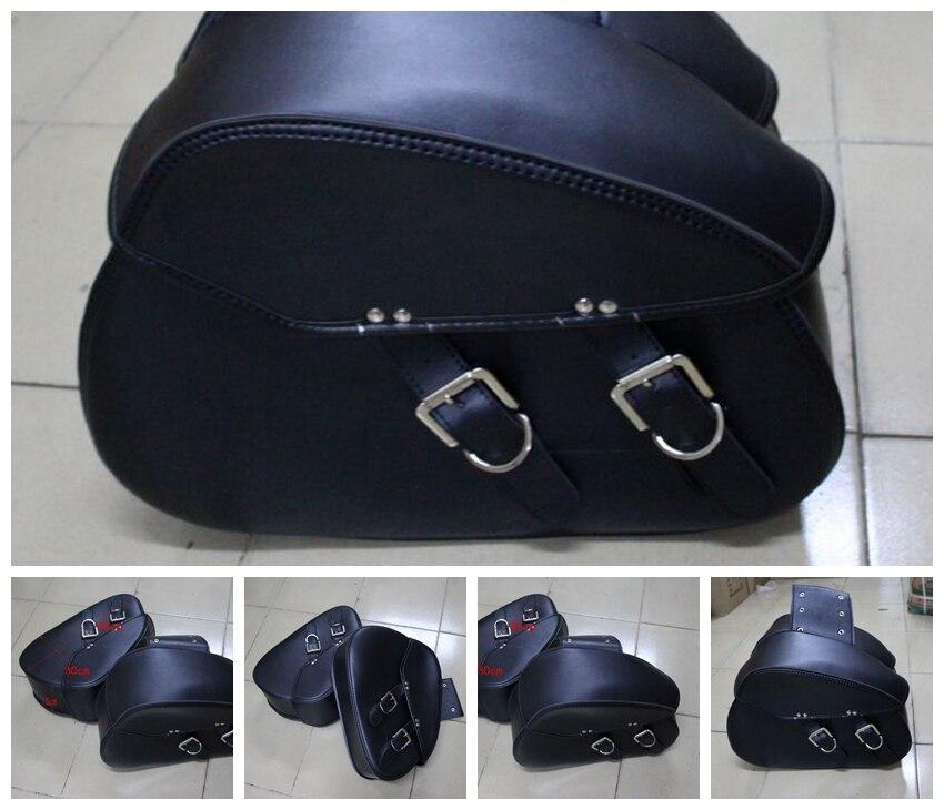 Offerta speciale moto custom 400/600 250 bordo pacchetto cavalleria Magna racing 400 sabbia 400 box lato appeso sacchetti per l'imballaggio