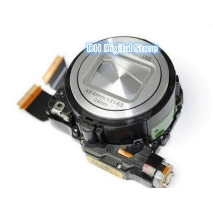 Nouveau Remplacement d'origine Pièces lentille + CCD pour Samsung GALAXY S4 Zoom SM-C101 SM-C105 SM-C1010 C101 C105 Mobile téléphone