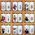 Tóquio ghouls criativo de aço inoxidável copo vazio copo dos desenhos animados de cosplay
