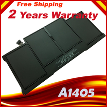 "Laptop Battery A1405 For MacBook Air 13"" A1369 year 2011 & A1466 2012 + Gift Screwdrivers"