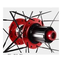 Alloy Wheels Road Bicycle Wheel V Brake Aluminium Road Wheelset Bicycle Carbon Fiber Hub Wheels MTB Mountain Bike Bicycle BMX