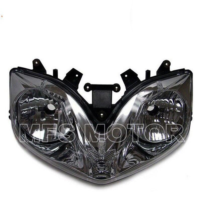 Motorcycle Parts Headlight Head Lamp Assembly For Honda CBR 600 F4 F4i 2001 2002 2003 2004 2005 2006 2007 maluokasa motorcycle folding rear brake foot pedal lever shift for honda cbr 600 f4 f4i 1999 2000 2001 2002 2003 2004 2005 2006
