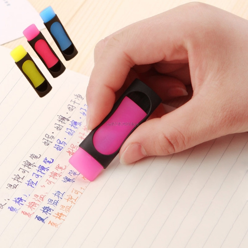 New Rubber Eraser For Erasable Friction Pen Stationery Office School Supply Gift