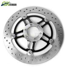 цена на Motorcycles Accessories Brake Rotors Motor Brake Disc Rotors For HONDA HORNET250 VTR250 hornet250 vtr250