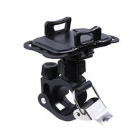 Outdoor Durable Adjustable Cycling Bracket Holder With Bike Cellphone Rubber Band Bicycle Accessories Fits Bike Tube