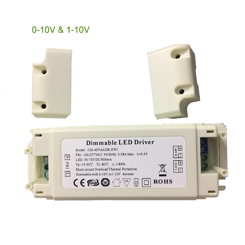 Detail Feedback Questions About Led Driver Box Cc Dimmable With Circuit 3w 300ma Triac Constant Current Buy Signal 0 10v 1 600ma 1000ma 1200ma 1500ma 8w 70w Powered On