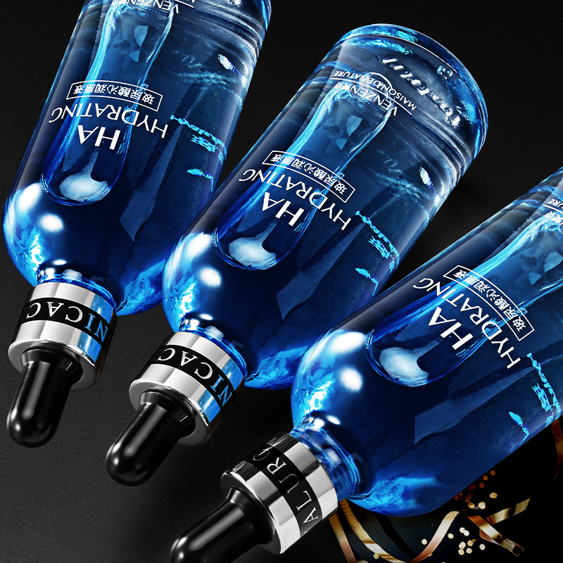 100ML Anti-wrinkle Serum Hyaluronic Acid Skin Care Essence Face Serum Shrink Pores Anti Aging Intensive Lifting Firming Hot