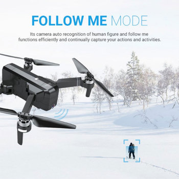 SJRC F11 PRO GPS Drone With Wifi FPV 1080P/2K HD Camera F11 Brushless Quadcopter 25 minutes Flight Time Foldable Dron Vs SG906 2