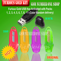 New update Furious Gold USB Key Activated with Packs 1/2/3/4/5/6/7/8/11 include FC FOR HUAWEI MODULE furiousgold dongle