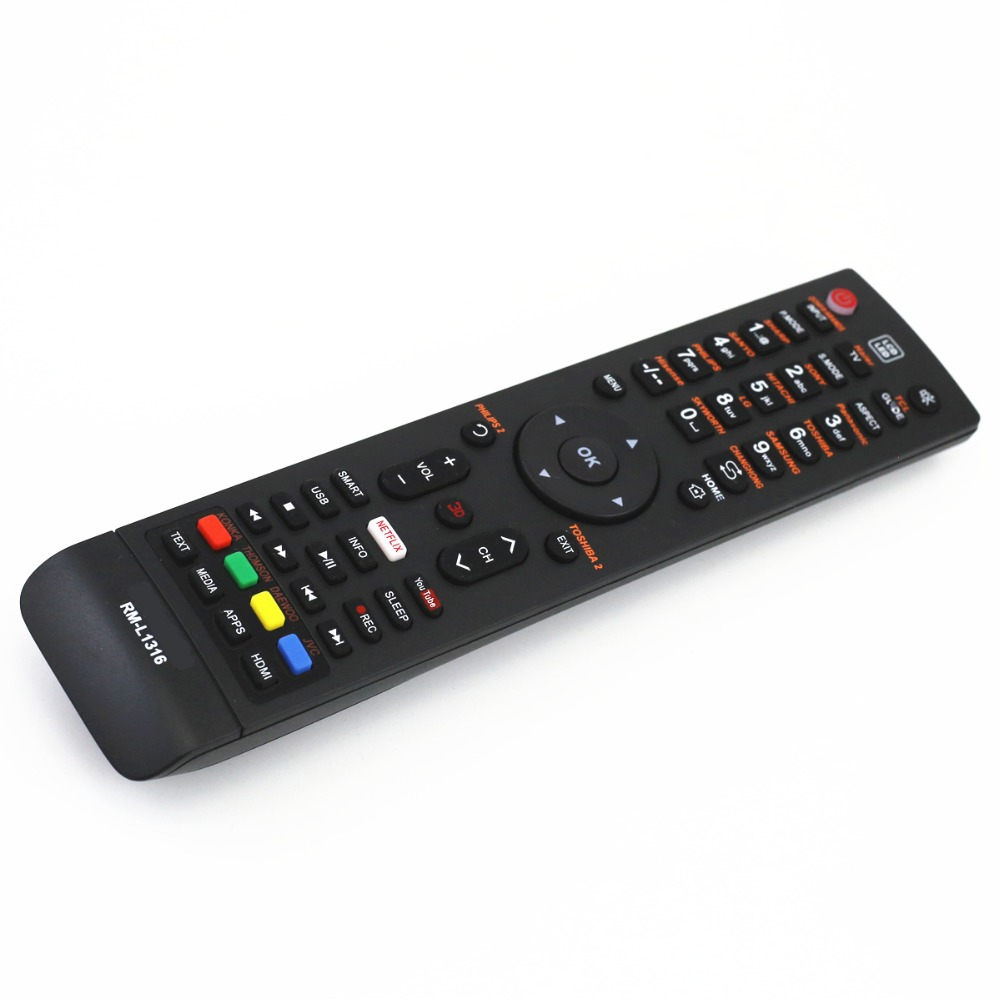 TV Remote Controller control For RC31277 VESTEL RC3920 SF-130 RC1050 VST-22880 HTK126 HID688 AKAI HOB189 A40001032 CX-507 ...