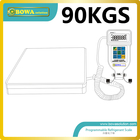 90Kgs automatical gas charging scale for commerce refrigeration equipments and HVAC products