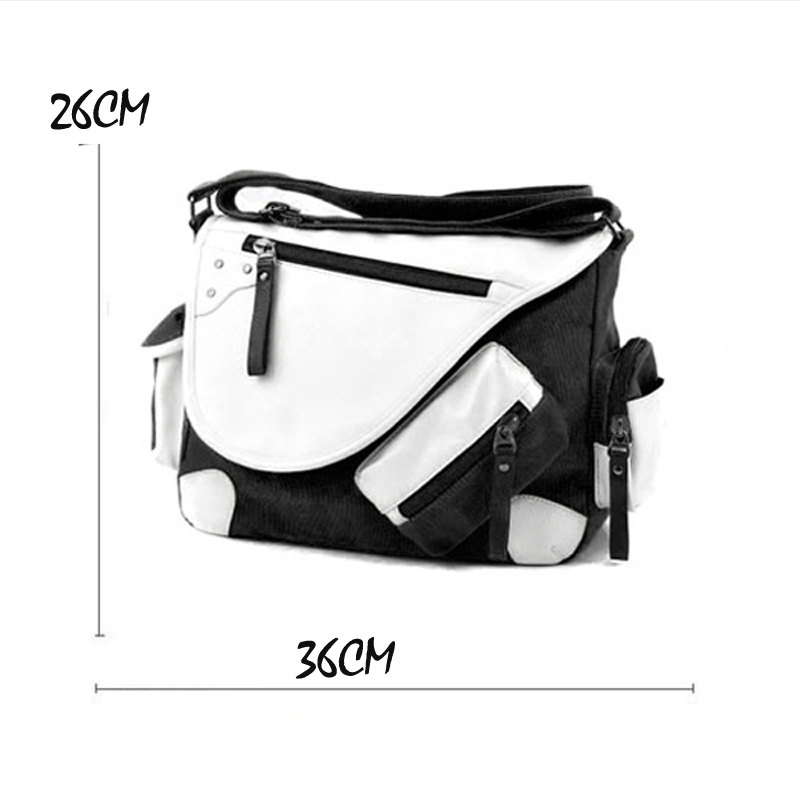 My Chemical Romance Punk band Shoulder bag Backpack Women Men Messenger Bags Rucksack Travel Gym Schoolbag Bag