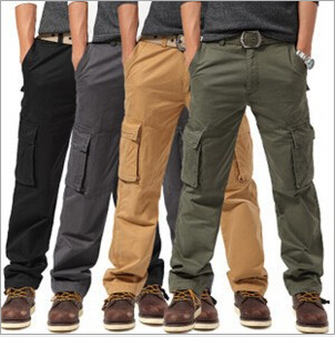Online Get Cheap Khaki Cargo Pants -Aliexpress.com | Alibaba Group