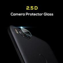 Glonice защита для объектива камеры Xiaomi 2.5D Закаленное стекло для Xiaomi 8 Se Redmi 6 Pro Note 5 5A 6 Mix пленка крышка