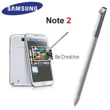 100% Original Samsung Galaxy Note 2 Ativo Toque S Pen Stylus Pen para Note2 N7100(China)