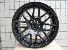 Free Shipping Gloss Black 4 New 19×8.5 Rims wheels RIMS ET35mm Alloy Wheel Rims W703 FITS BMW