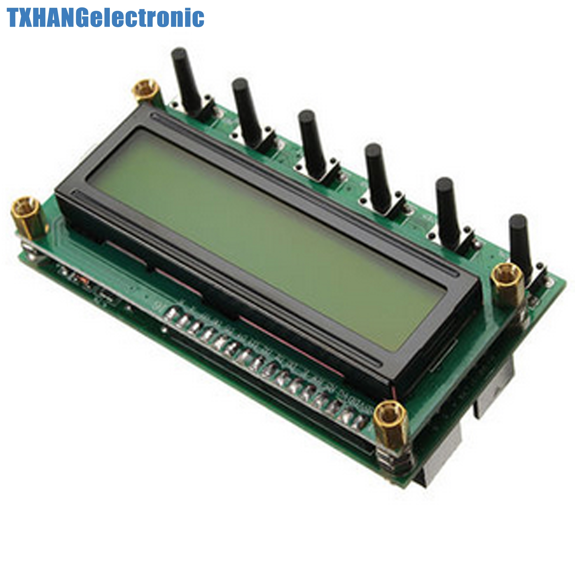 055mhz Dds Signal Generatordirect Digital Synthesis Ham Radio Vfo Circuit Wireless In Integrated Circuits From Electronic Components Supplies On
