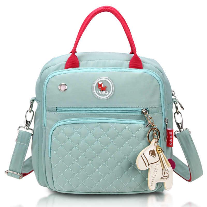 Сумка для подгузников для мам, водонепроницаемая нейлоновая сумка для детских подгузников, женская сумка для путешествий, рюкзак для кормления ребенка, сумка для беременных, сумка bolsa maternidade, 4 цвета