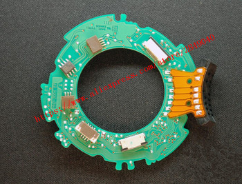 Repair Parts For Canon EF 17-40MM F/4 L USM Lens Main Board Motherboard PCB Brand With Contact Flex Cable YG2-2285-009