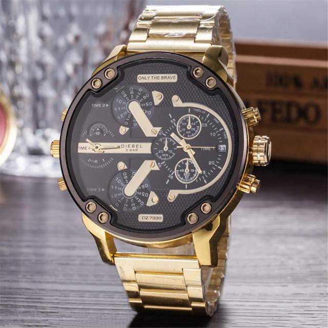 2018 Watch Men Fashion Sport Quartz Clock Mens Watches Top Brand Luxury Business