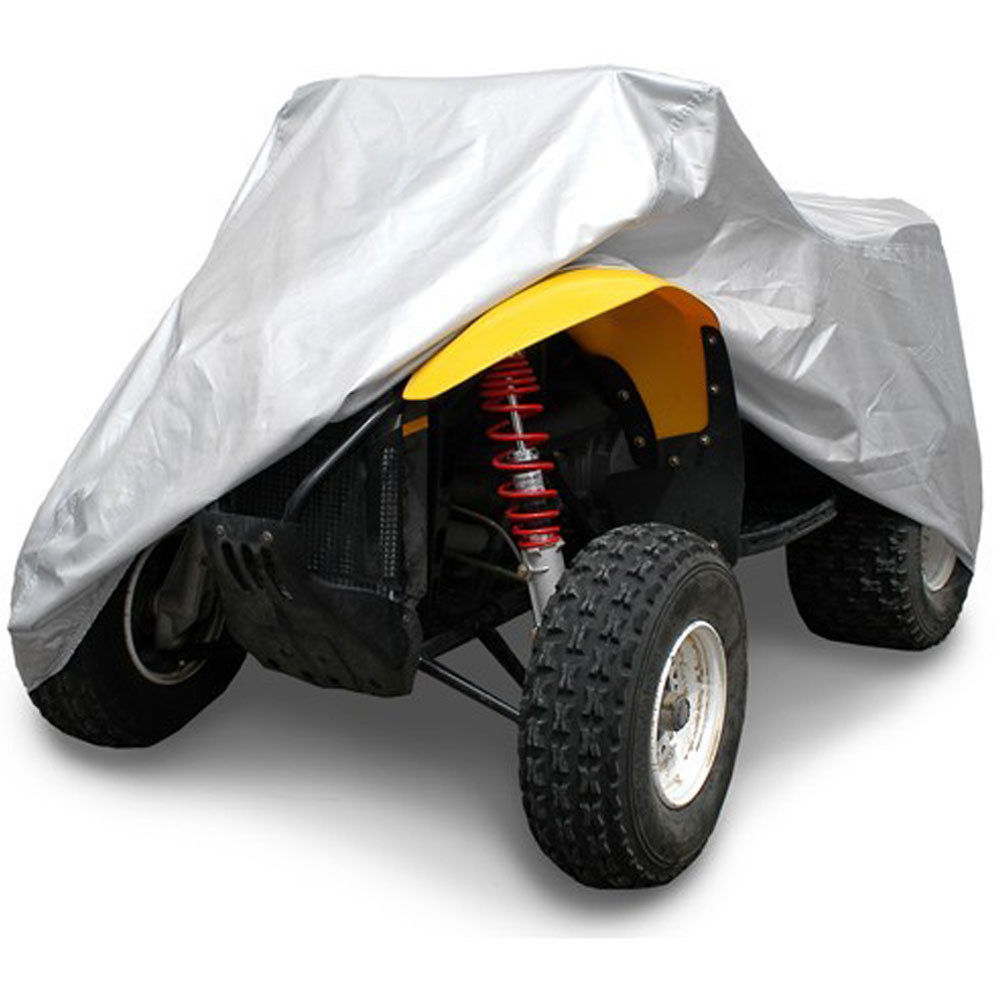 OHANEE Moto ATV Beach Quad Cover Universal Motorcycle Waterproof Motorcycle Vehicle Scooter Kart Motorbike Covers All Size