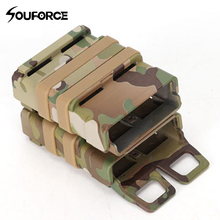 High Quality 9 Color Airsoft Rifle 5.56 Mag M4 Magazine Fast Attach Tactical Pouch Molle System Hard Shell Cartridge for Hunting mtd снегоуборщик роторный fast attach 107см