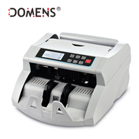 Automatic Money Counter with UV+MG+IR+DD Detecting Cash Counting Machine Suitable for Multi Currency Bill Counter New Arrival