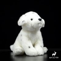 Cute Dalmatian Plush Animals Toy Holiday Gifts Soft Dogs Doll Stuffed Toys Shop