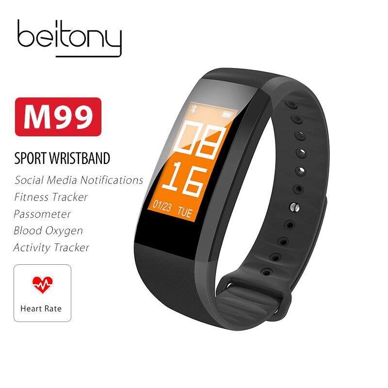 Smart Watch waterproof Passometer Blood Pressure Tracker Bracelet Fitness Tracker Activity Monitor Rate Heartbeat цены