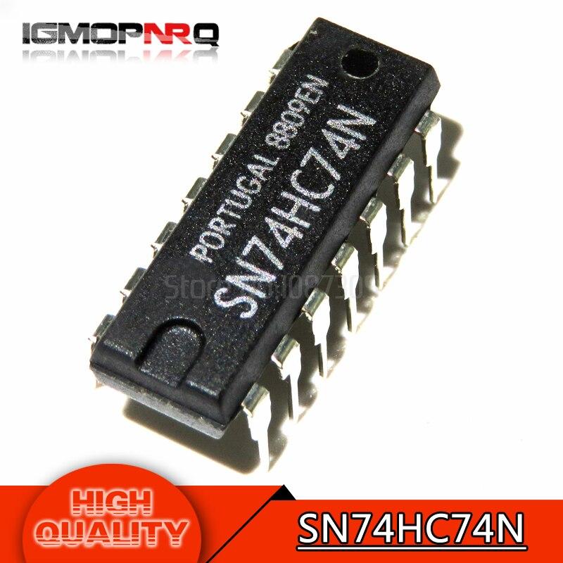 74F74  INTEGRATED CIRCUIT SN74F74N DIP-14