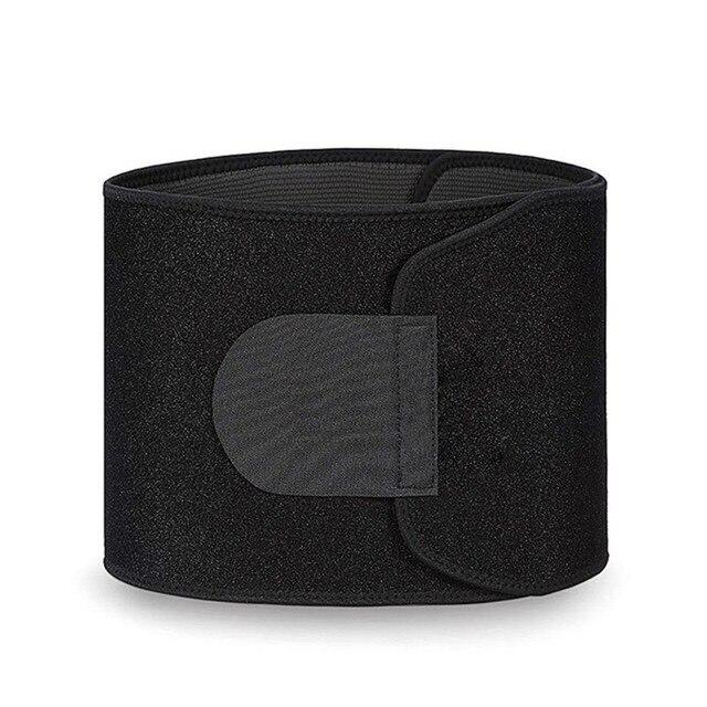 Men's Waist Trimmer Slimming Belt Corsets Body Shapers Belts Slim Girdle Modeling Strap Abdomen Fat Burning Tummy Waist Trainer 4
