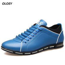 0f6e1b20 Мужская зимняя обувь Новый 2017 Элитный бренд Мужская обувь Англия  тенденция повседневная обувь для отдыха Обувь