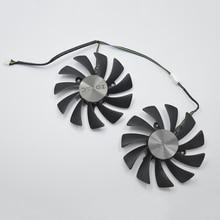 95mm GAA8S2U 42MM 4Pin Cooler Fan Replacement For ZOTAC GTX 1070 1080 Ti GTX 1070Ti 1080Ti AMP Edition Graphics Card Cooling Fan