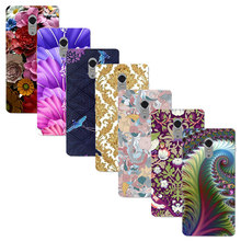 For Lenovo Vibe P1M P1MA40 P1m A40 Printed Case Luxury Hard Plastic Drawing Phone Shell For Lenovo P1M Flower Back Cover