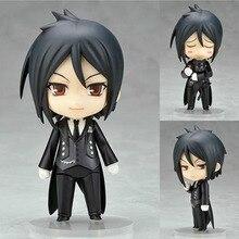 HOT Anime Black Butler Kuroshitsuj 4 Sebastian Action Figure PVC Model Doll font b Toy b