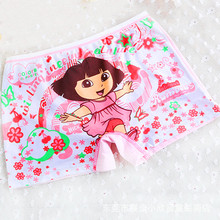 hot deal buy baby girl clothes 6 pieces/lots cotton girls underwear panties cartoon princess printed baby briefs boxer underpants  2-12years
