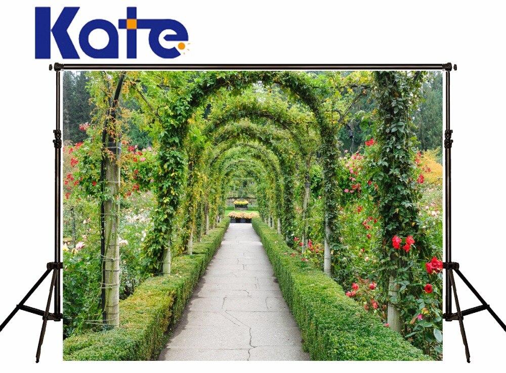 Fond de photographie de mariage KATE pour Studio de Photo écran vert galerie circulaire fonds de photographie Fotografia Navidad