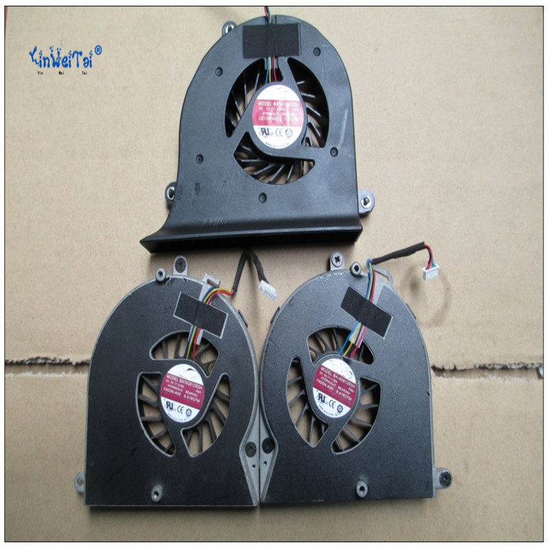 Used BATA1015R5H FAN FOR DELL <font><b>Alienware</b></font> <font><b>M17x</b></font> <font><b>R1</b></font> R2 F603N F605N CPU AND Right And Left Side graphics card fan image