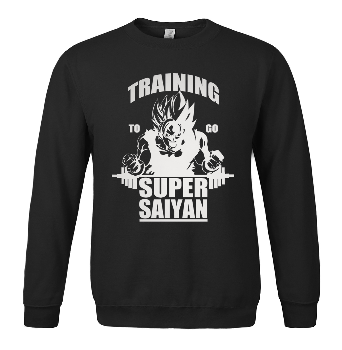 Anime To Go Super Saiyan fashion men sweatshirt 2019 spring winter men hoodies hip hop style streetwear harajuku brand clothing