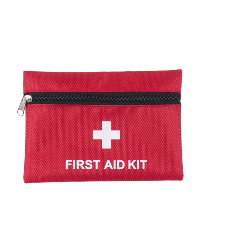 New Tool Hand Part Survival Bag 13 Kinds/pack Emergency Kits First Aid Kit Survival Camping Medical Emergency Nylon Pouch Bag