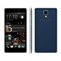Goedkope celular Originele Smartphones BYLYND X5 MTK6580 Android 6.0 games mobiele telefoons 3G WCDMA 5.0MP unlocked HD 5.0 inch 960X540