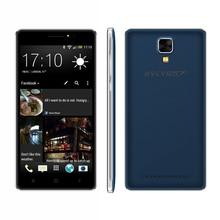 Günstige celular Original Smartphones BYLYND X5 MTK6580 Android OS 6,0 handys 3G WCDMA 5.0MP entriegelte HD 5,0 zoll 960X540