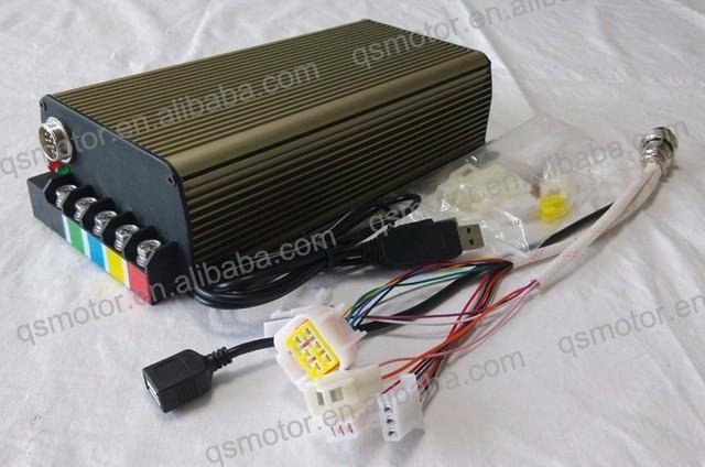 Sabvoton SVMC48080 2kw Controlador de Motor Sin Escobillas con Adaptador Bluetooth (1 Unidades acción en Rusia)