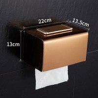 Steel Wall Paper Toilet Holders Rack Toilet Paper Holders Rack Phone Holder Bathroom Holder Toilet Paper Tissue Dispenser