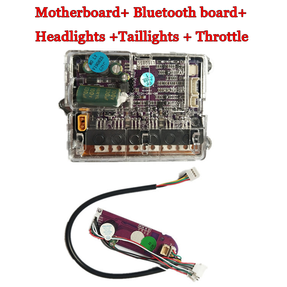 For XIAOMI M365 Electric Scooter Skateboard Motor Card Motherboard Card Controller Main ESC Circuit Board DIY Scooter PartsFor XIAOMI M365 Electric Scooter Skateboard Motor Card Motherboard Card Controller Main ESC Circuit Board DIY Scooter Parts
