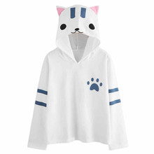 f96e07702 Buy hoodie cat ear sweater and get free shipping on AliExpress.com
