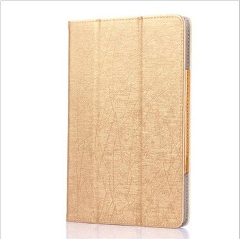 New Folding Flip Case 3 In 1 PU Leather Case Cover For Huawei Mediapad T1 8.0 S8-701U +Stylus Pen+Film
