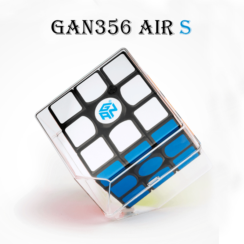 D'origine GAN 356 Air S 3X3X3 Aimants Vitesse Cube GAN356 Air S Magique Speedcube Cube D'apprentissage jouets